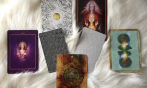 Carte Oracle - La cartomancie avec un Oracle divinatoire - Nathalie Nadeau - Chamane Urbaine