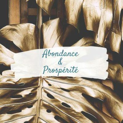 Attirez l'abondance et la prospérité | Voyage Chamanique | Chamane Urbaine