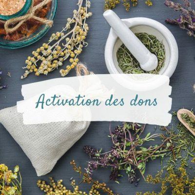 Activation des dons