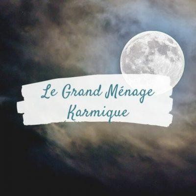 Nettoyage karmique |Voyage chamanique | Chamane Urbaine