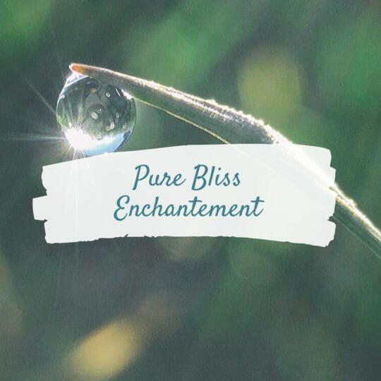 Pure Bliss-Enchantement