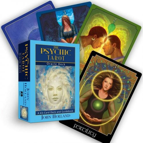 The Psychic Tarot Oracle Cards