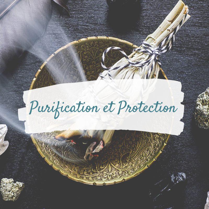 purification et protection | rituel chamanique | chamane urbaine